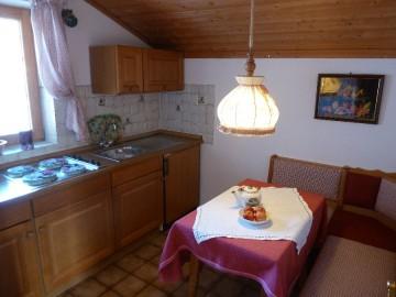Ferienwohnung 35 qm – Küche