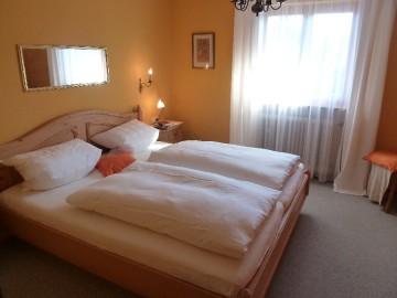 Ferienwohnung 55qm – Schlafzimmer