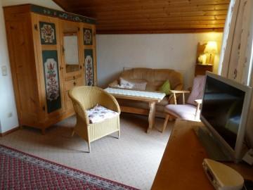 Ferienwohnung 35 qm – Wohnbereich